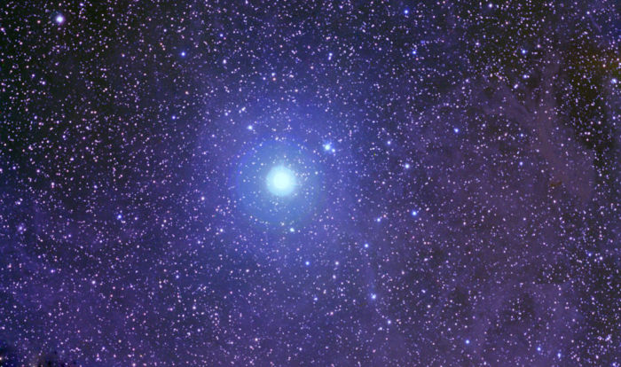 Где находится Полярная звезда