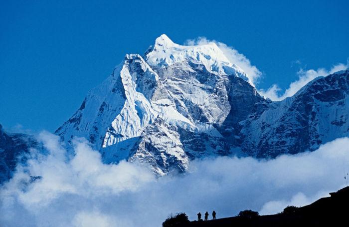 Где находится Эверест в какой стране