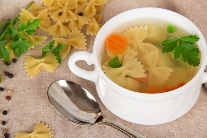 Что делать если пересолила суп