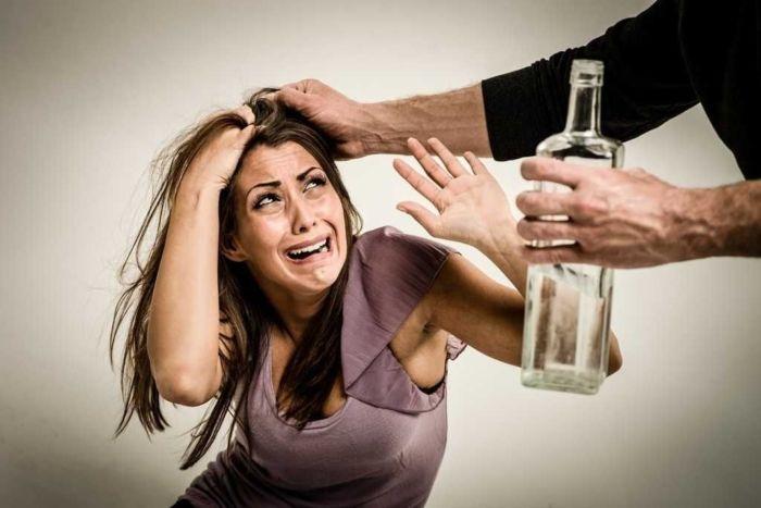 Алкогольная агрессия у мужчин