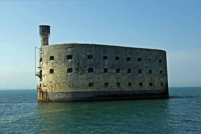Где находится форт Боярд