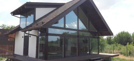 Компания EcoComplect: в чем особенности ее фахверковых домов?