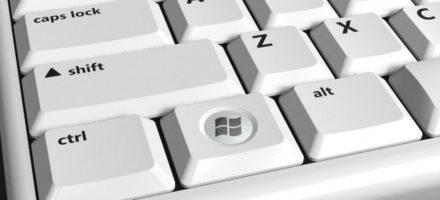 Где находится кнопка win на клавиатуре