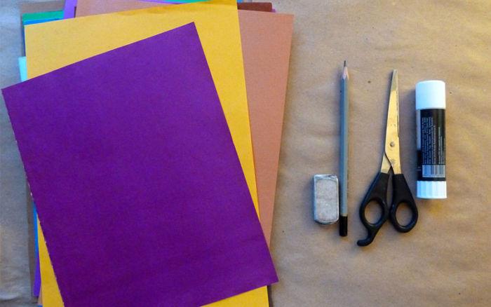 Матроны открытка, цвет картона открытки