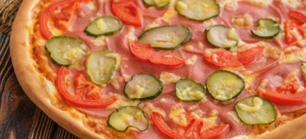 Как сделать пиццу в духовке