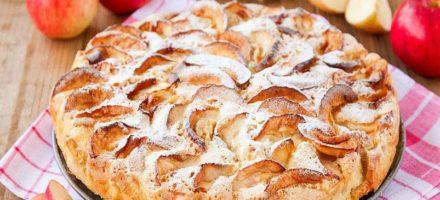 Как сделать яблочный пирог