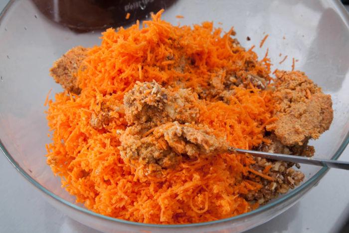 Как приготовить морковный торт