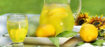Приготовить лимонад дома