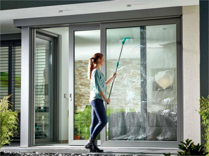 Как содержать окна в чистоте
