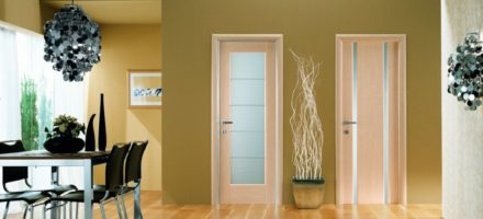 Как выбрать цвет дверей межкомнатных в квартире