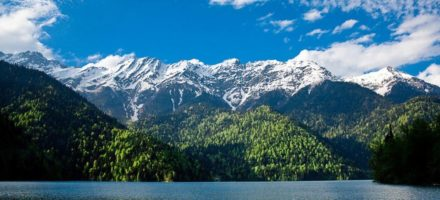 Где находится Абхазия