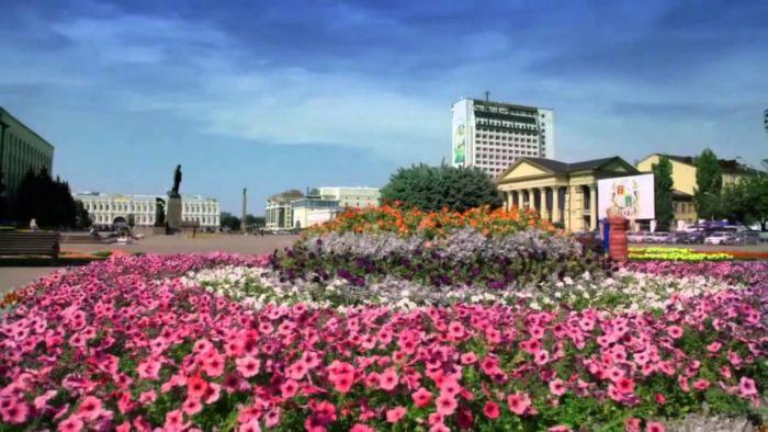 Где находится Ставрополь