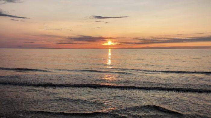 Где находится Белое море