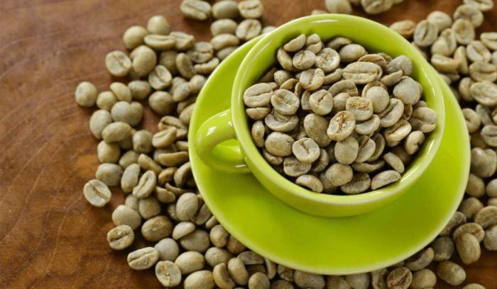 Вред и польза зеленого кофе