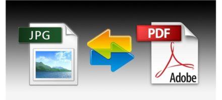 Как сделать pdf из jpg