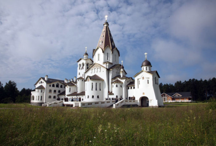 Где находится Валаамский монастырь