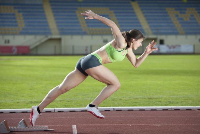 Как быстро бегать