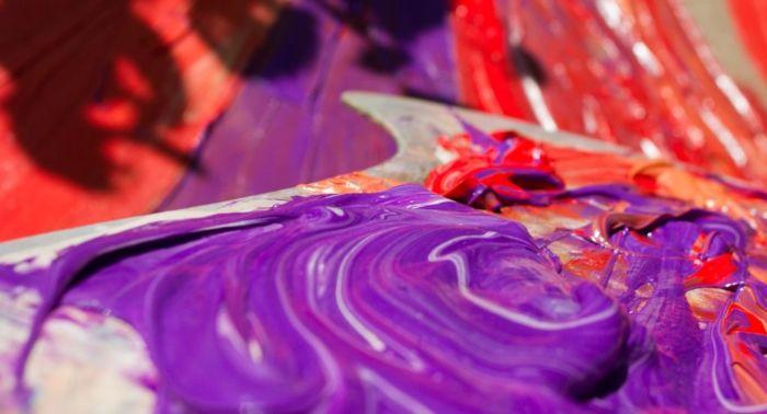 Как сделать фиолетовый цвет