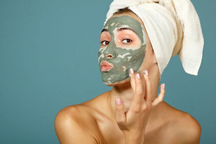 Как сделать маску для лица