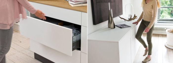 Сим-Сим откройся - современные системы открывания шкафов и фасадов