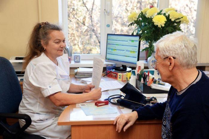 Как узнать участкового терапевта по адресу