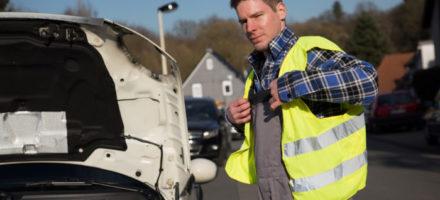 Штраф за отсутствие жилета в машине 2018