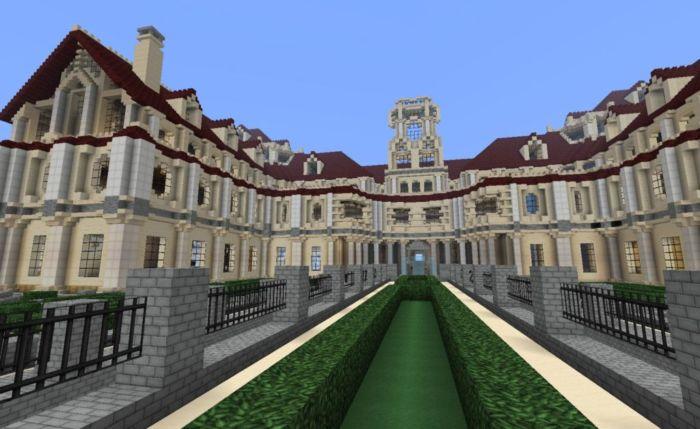 Как построить в Майнкрафте красивый дом