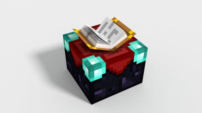 Как сделать стол зачарования в Майнкрафт