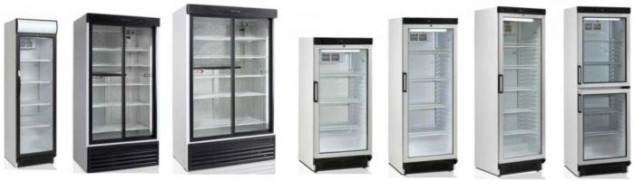 Как выбрать холодильный шкаф?