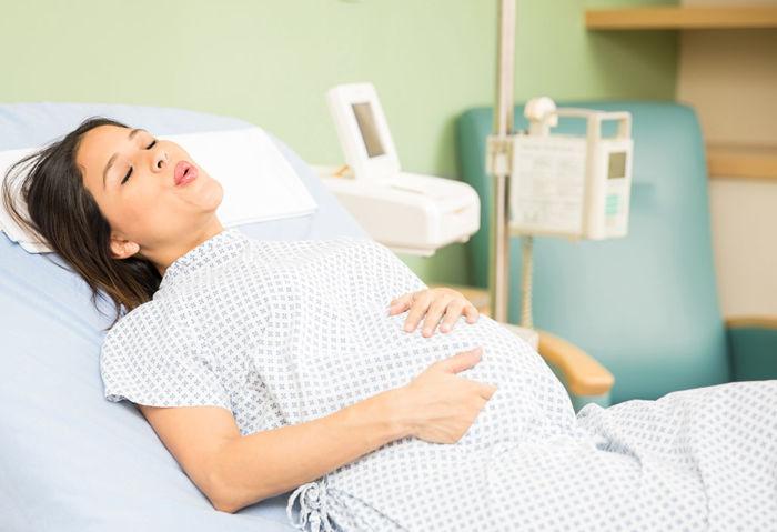 Признаки, указывающие на начало родов