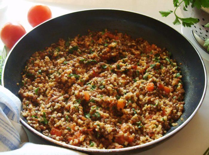 Как приготовить гречку вкусно