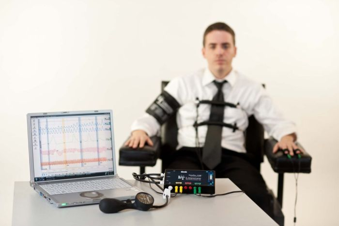 Проверка и обучение на детекторе лжи