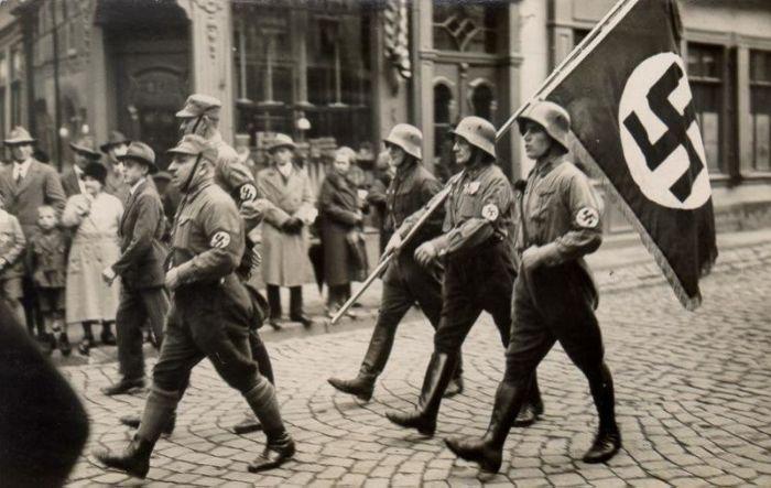 Чем отличается фашизм от нацизма