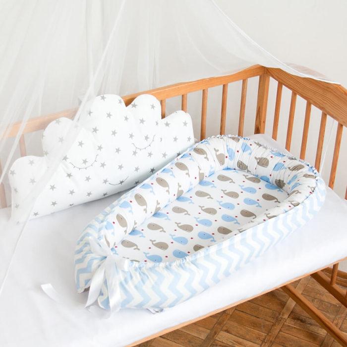 Нужен ли кокон - гнездо для малыша?