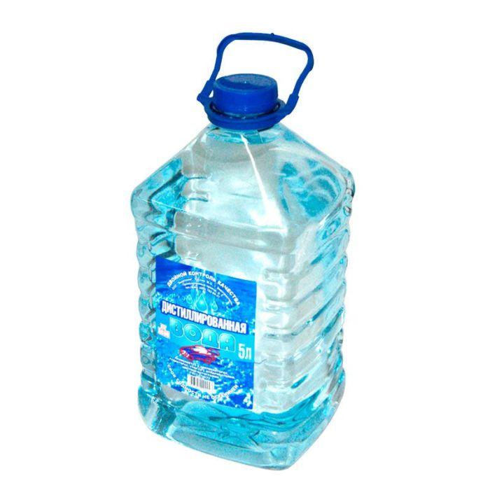 Где купить дистиллированную воду