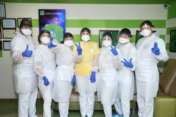Стоматология в Уральске
