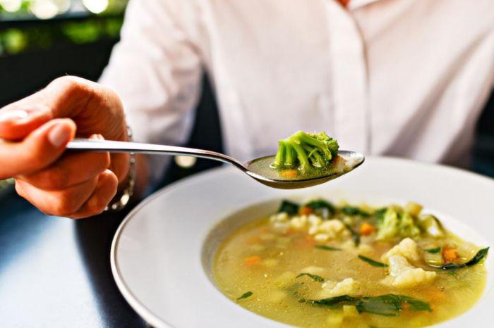 Чем полезен суп