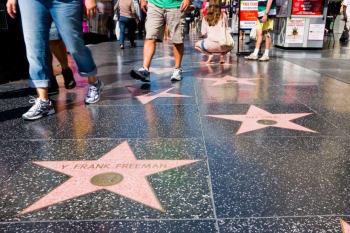 Где находится Голливуд