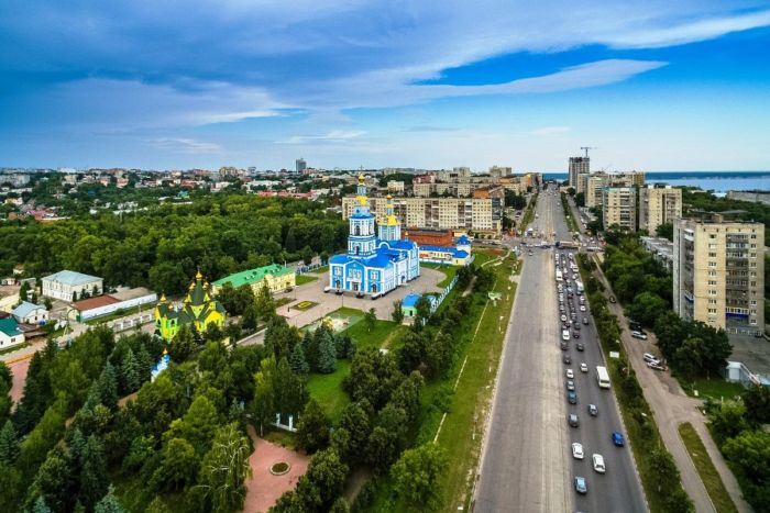 Где в ульяновске