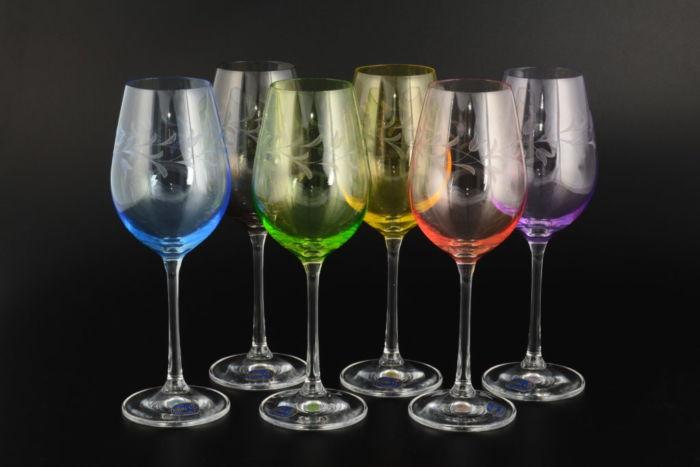 Выбрать бокалы на свадьбу