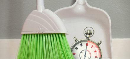 Выбор клининговой компании для экспресс уборки