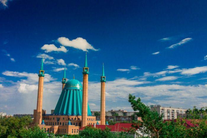 Где находится Павлодар?