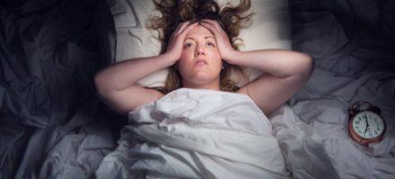 Как быстро уснуть за 1 минуту