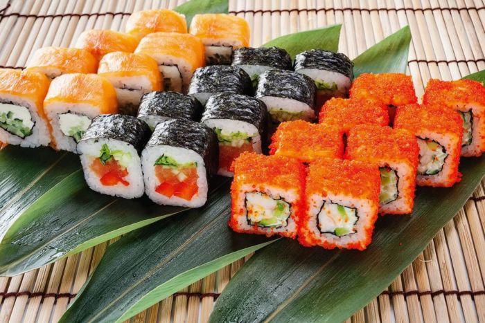 Где заказать доставку суши в Кирове?