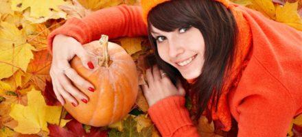 Как похудеть осенью