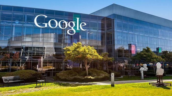 Где находится головной офис гугл