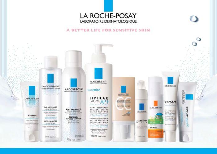Косметика La Roche-Posay