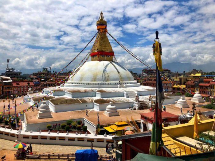 Где находится Катманду
