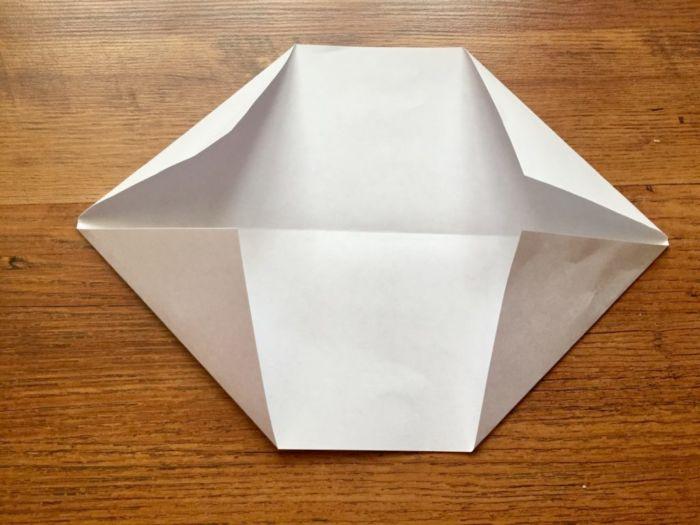 Как сделать кошелёк из бумаги