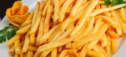 Как приготовить картошку фри дома